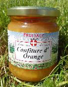 Confiture artisanale d'orange